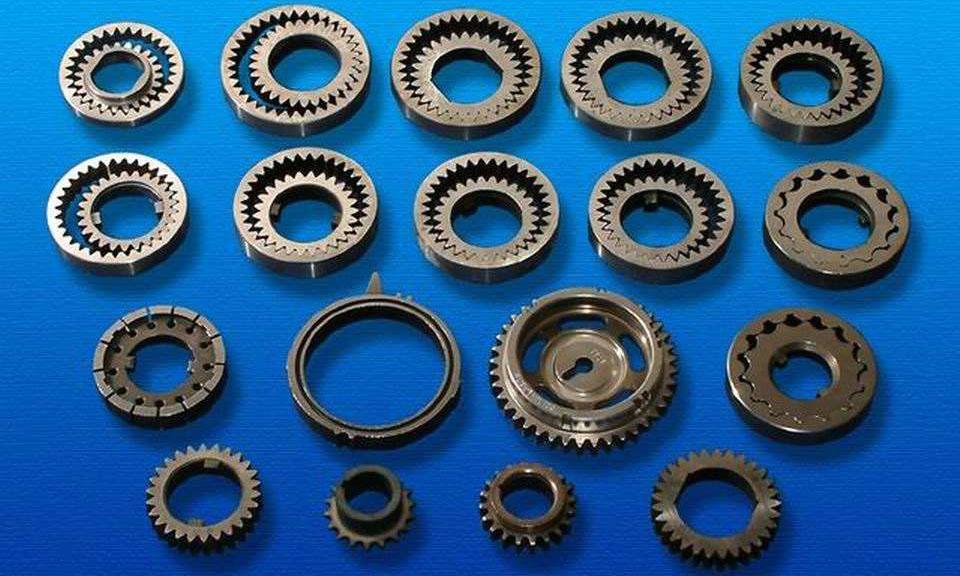 Factory OEM genuine oil pump rotor gears2